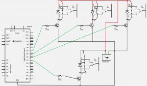 Connettere numerosi relè 12V ad Arduino | McMajan